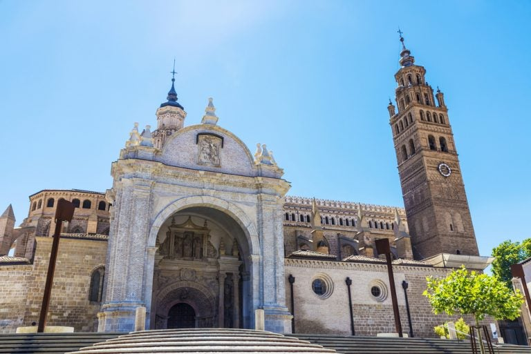 La catedral de Tarazona, remodelada y con mejores vistas