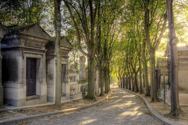 Cementerio Pere Lachaise de París