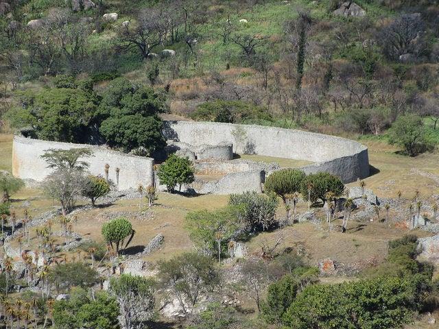 Gran Cerca del Gran Zimbabue