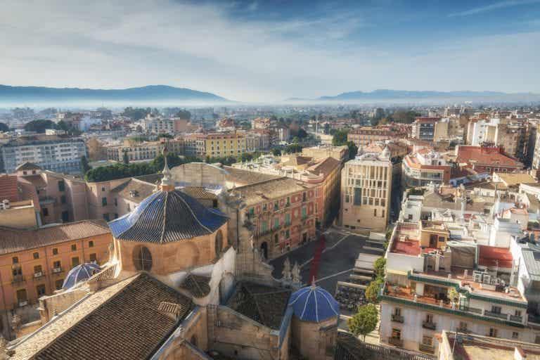 5 lugares que debes ver en la ciudad de Murcia