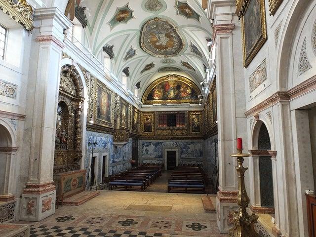 Convento dos Cardaes en Lisboa