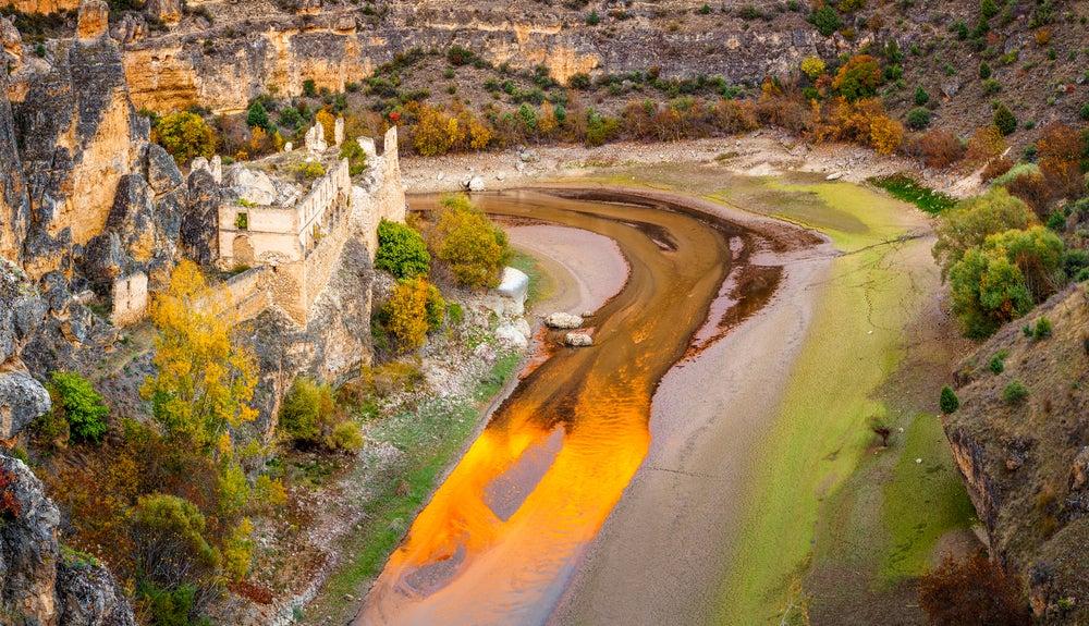 Monasterios abandonados de España - Hoz del Duratón