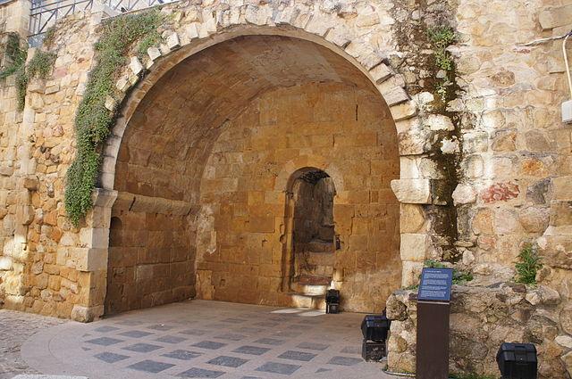 Cueva del diablo en Salamanca