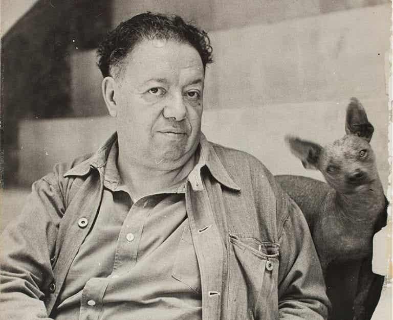 Diego Rivera, el mejor modo de conocer el alma de México