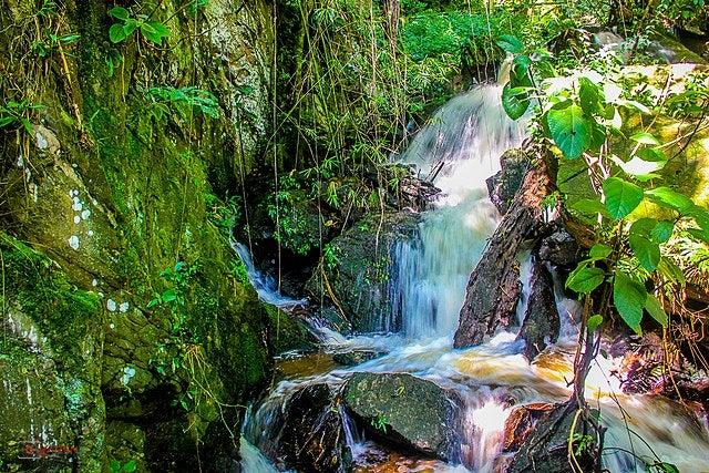 Cascada Erin Ijesha en Nigeria