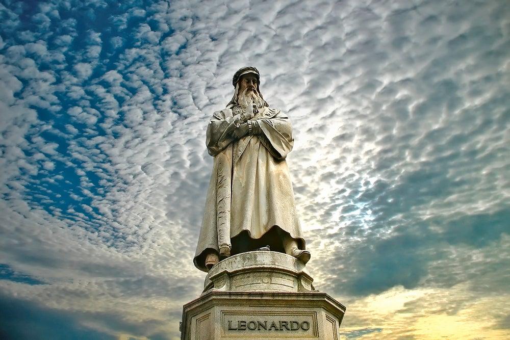 Visitas en el aniversario del fallecimiento de Leonardo da Vinci