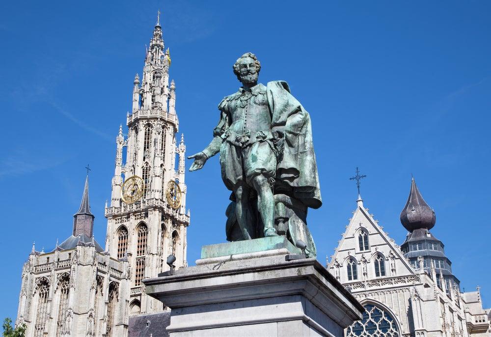 Cómo conocer a Rubens viajando por Amberes