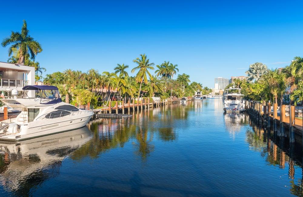 Forte Lauderdale en Estados Unidos