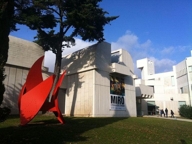 Joan Miró y su última gran obra: la Fundación Miró