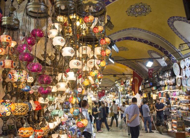 7 trucos para visitar el Gran Bazar de Estambul