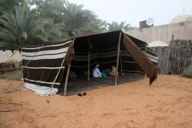 HEritage Village en Abu Dhabi