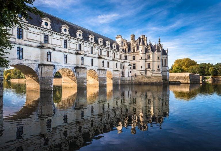 La historia del castillo de Chenonceau, el castillo de las damas