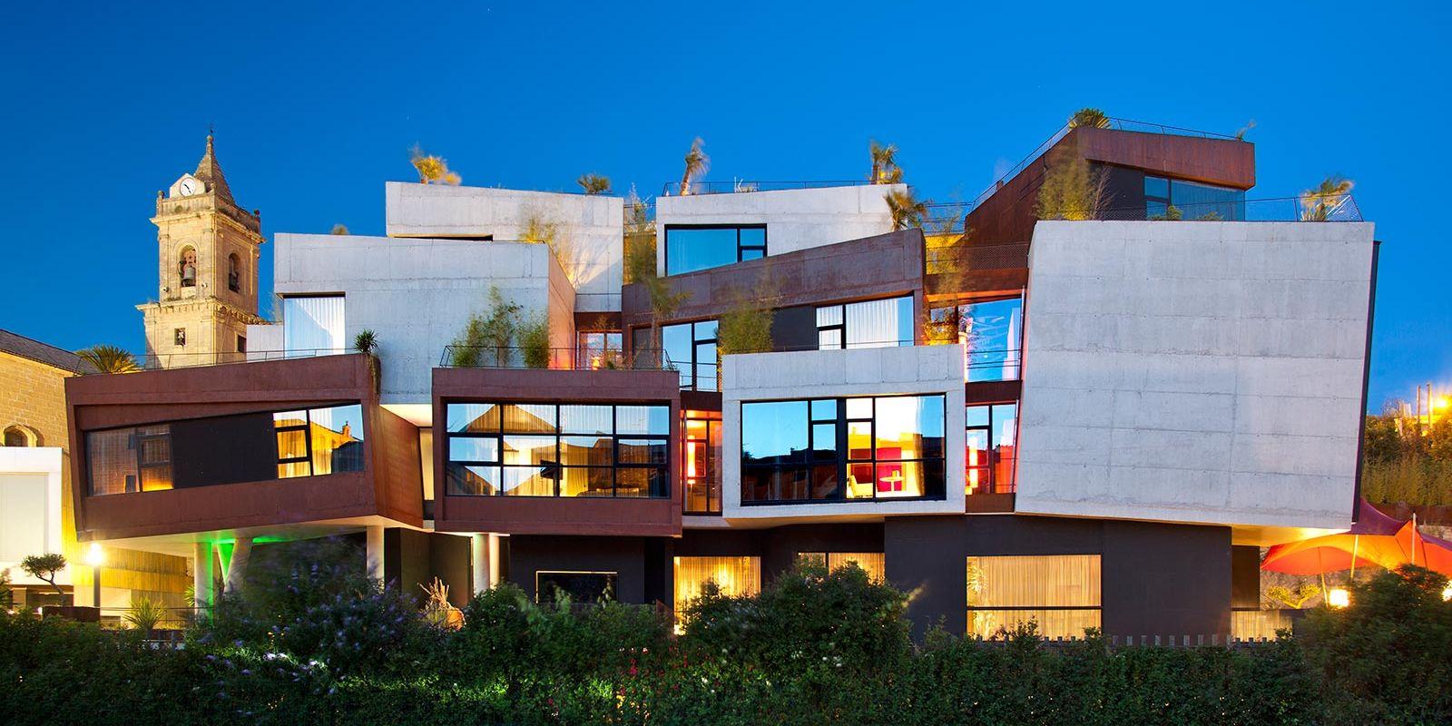 Hotel Viura, uno de los hoteles ecológicos en España