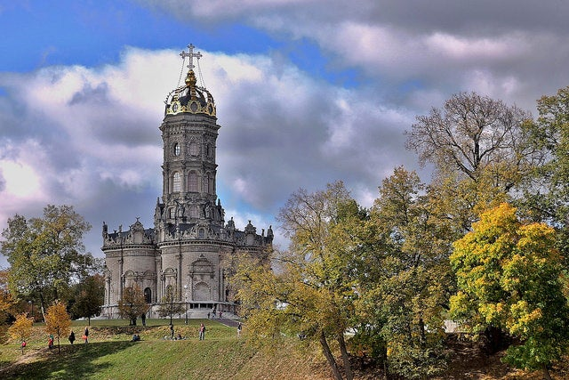 Iglesia de Dubrovitsy
