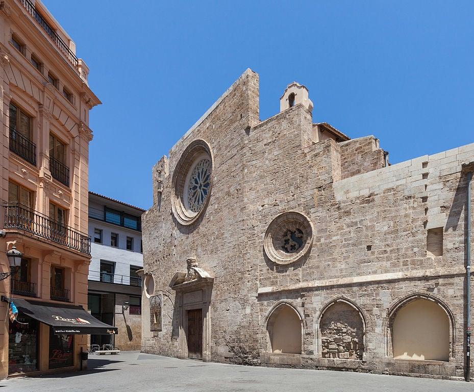 Iglesia de Santa Catalina en Valencia