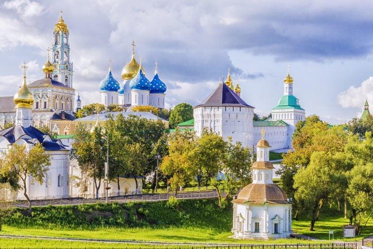 Iglesias de Rusia que te dejarán sin palabras
