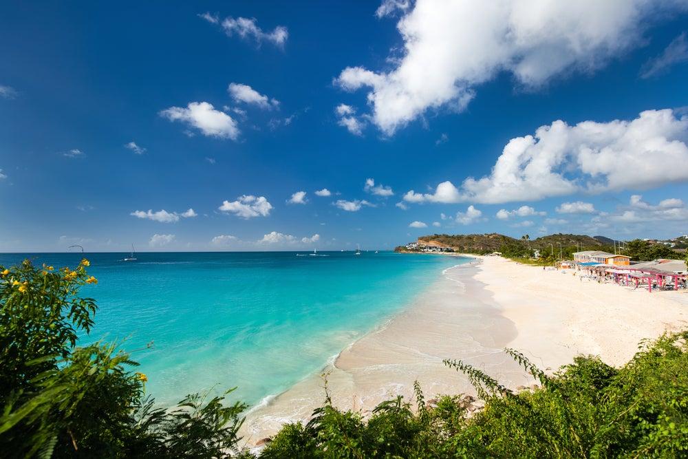 Islas del Caribe: Antigua