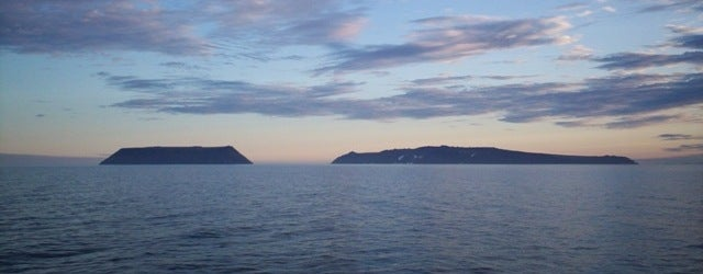 Islas Diómedes
