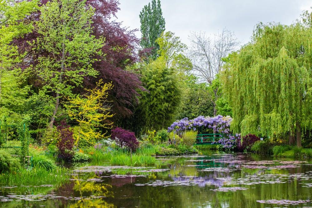 Jardín de Monet