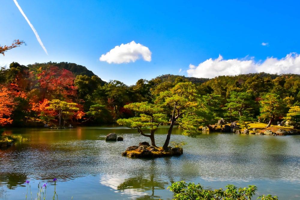 Jardines de Kinkaku-ji