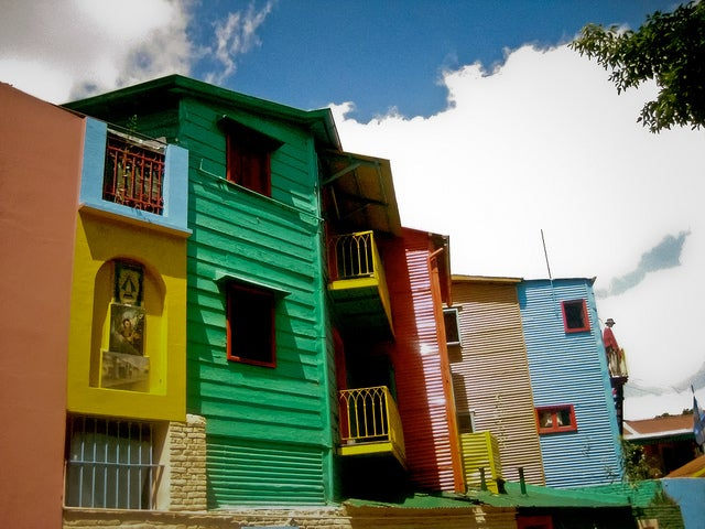 Barrios de Buenos Aires, La Boca