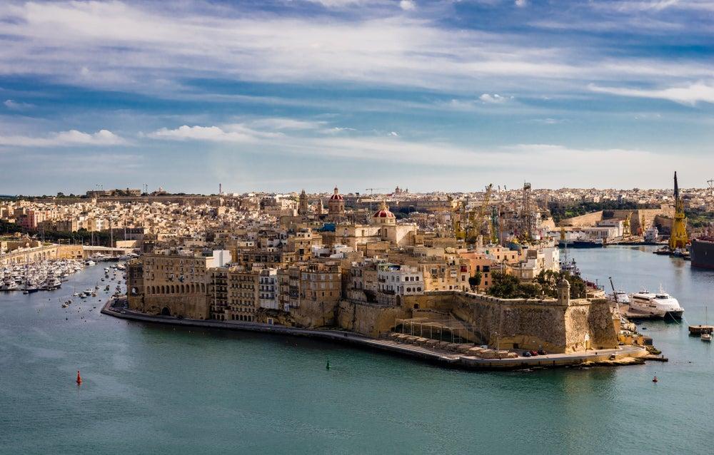 La Valeta en Malta
