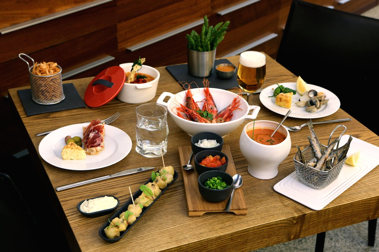 la taberna del gourmet para comer en Alicante