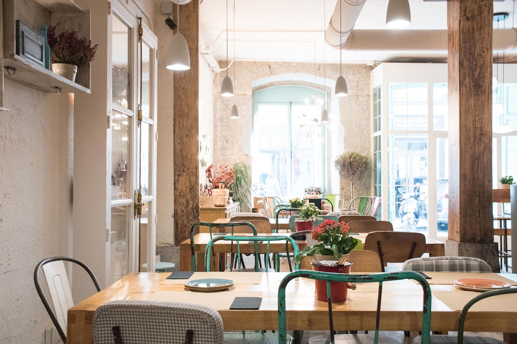 Restaurante Le Coco en Madrid