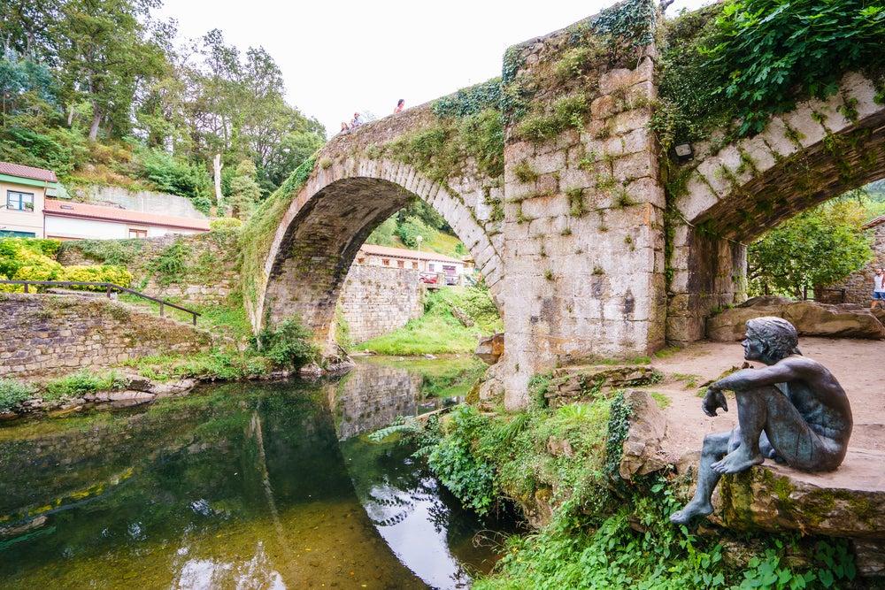 Lugares de leyenda, Liérganes