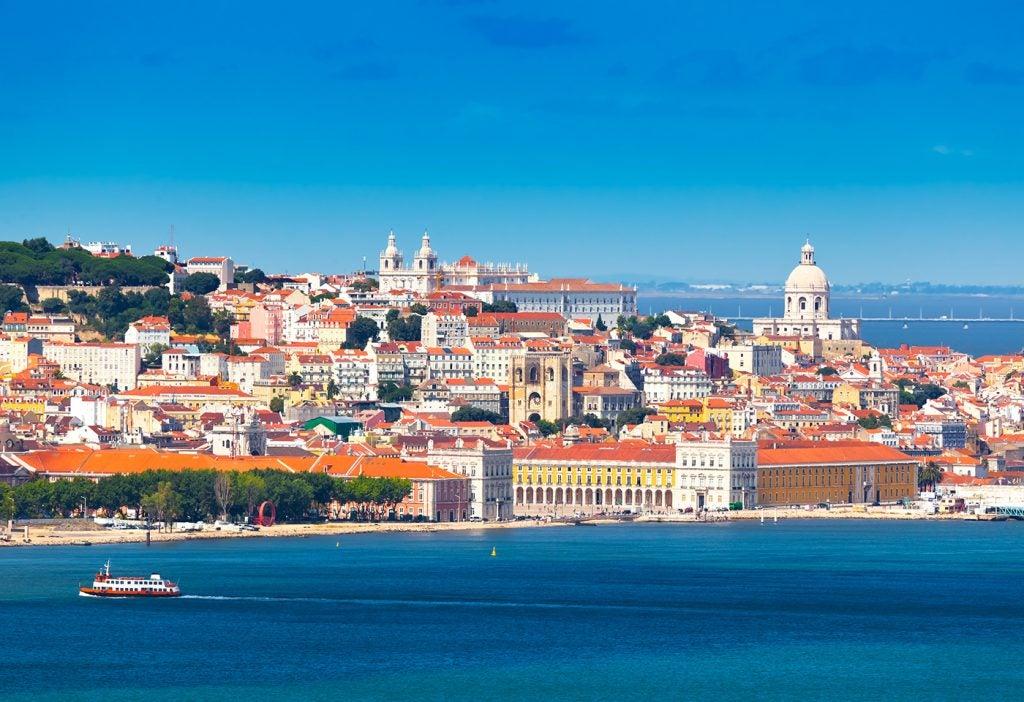 5 lugares diferentes en Lisboa y alrededores