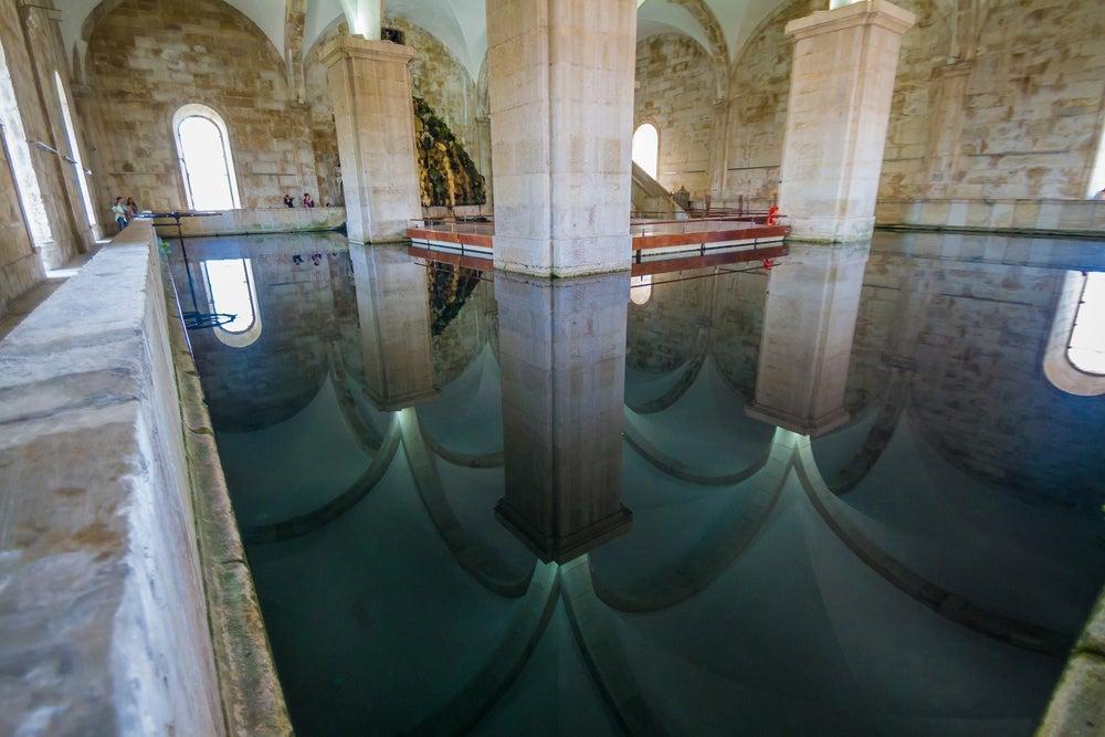 Mãe d'Agua en Lisboa