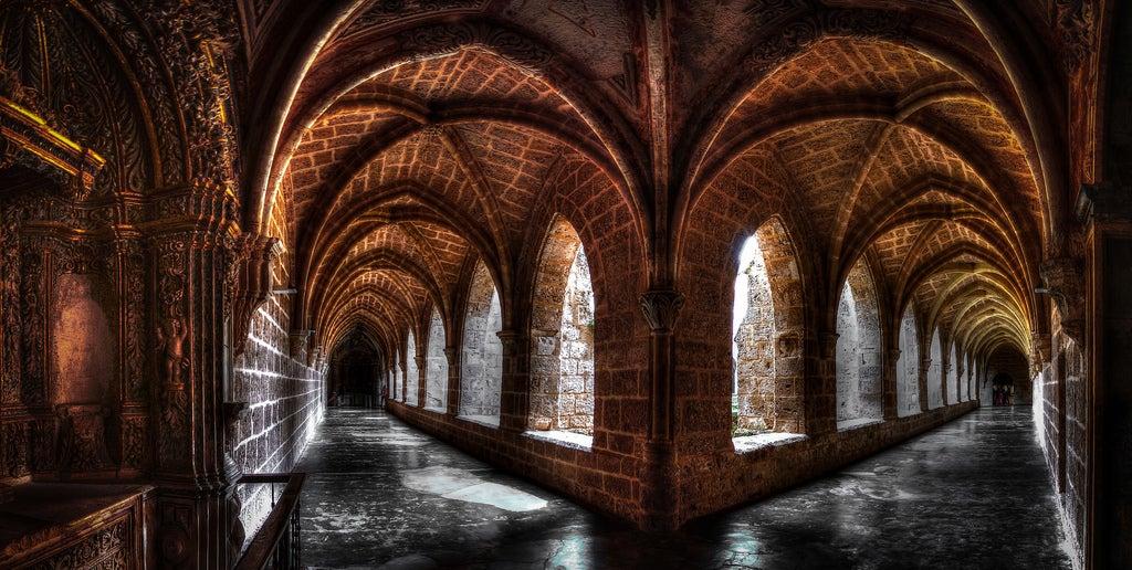 Monasterio de Piedra, uno de los lugares secretos de España