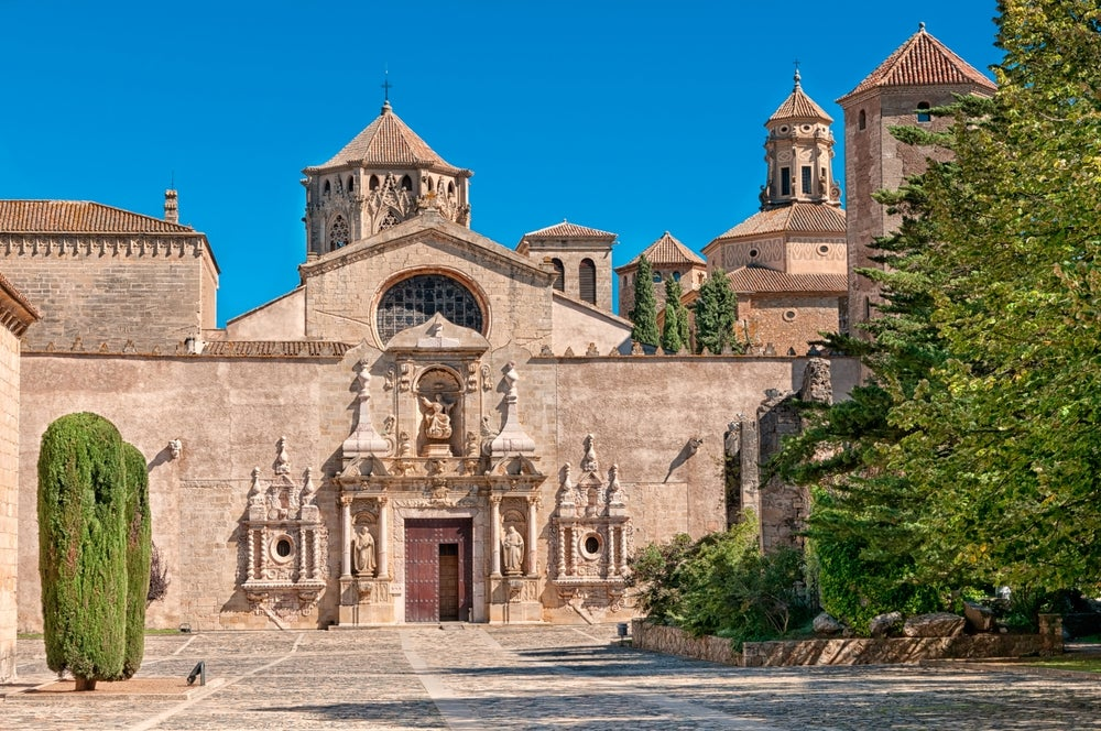 Qué ver en el monasterio cisterciense de Poblet