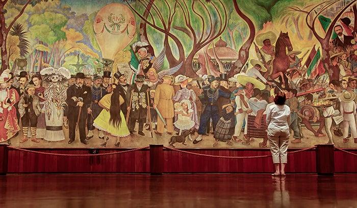 Mural de Diego Rivera