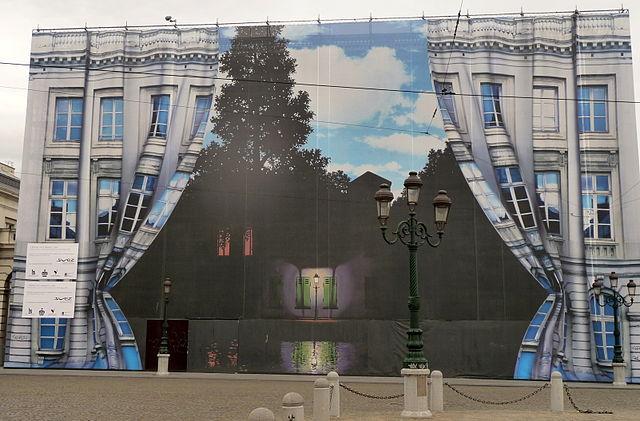 Museo Magritte en Bruselas
