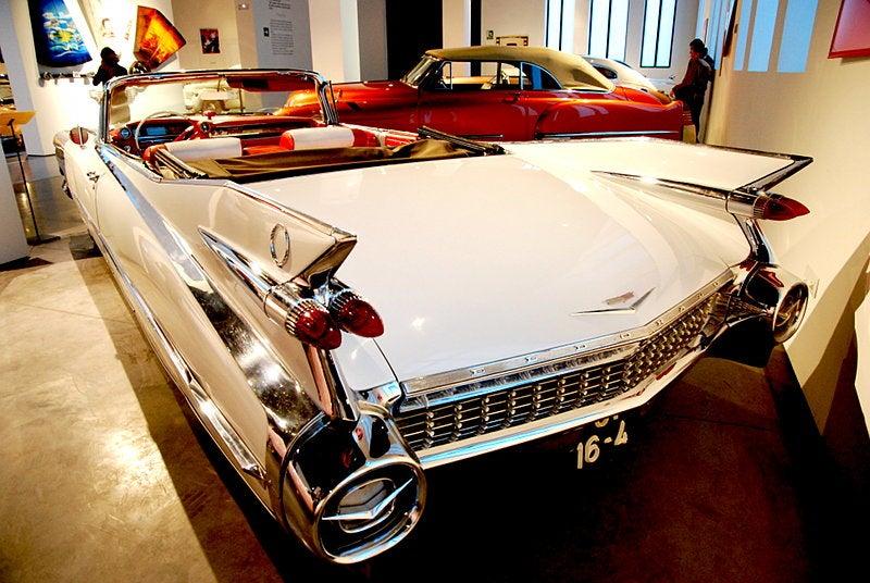 Museo Automovilístico y de la Moda de Málaga