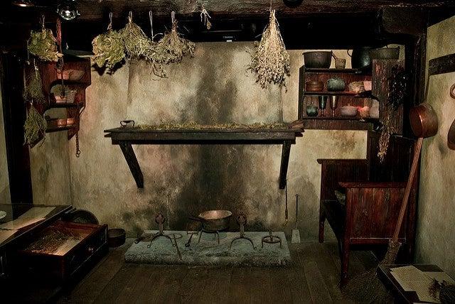 Museo de las Brujas de Zugarramurdi en Navarra