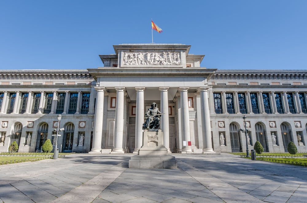 Museo del Prado de Madrid, uno de los mejores museos de Madrid