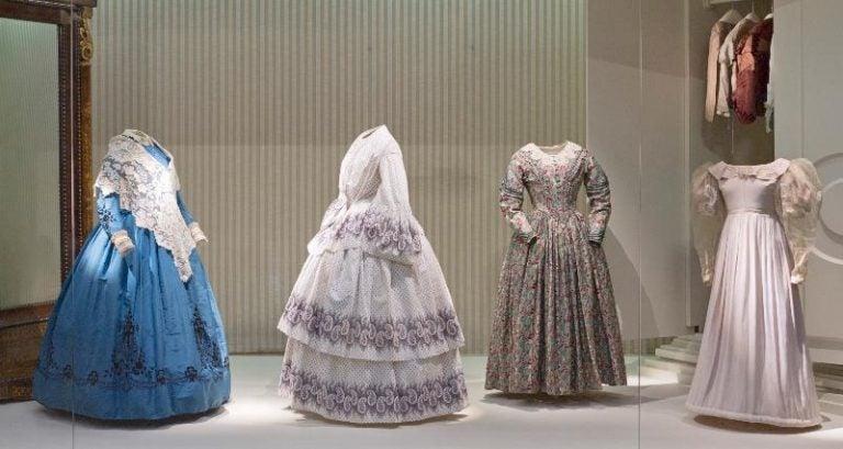 Visitamos el singular Museo del Traje de Madrid
