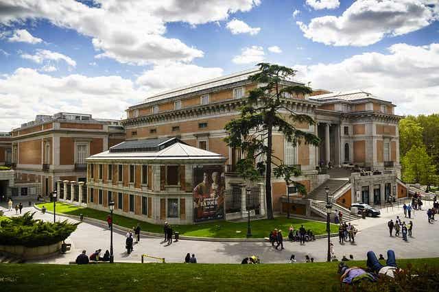 La reina Isabel del Braganza y el Museo del Prado