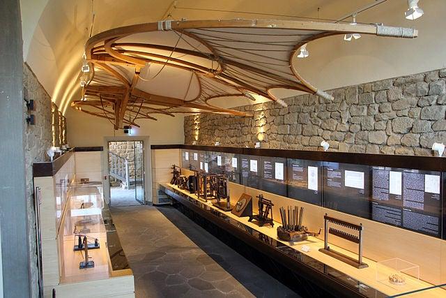 Museo Leonardiano en Vinci