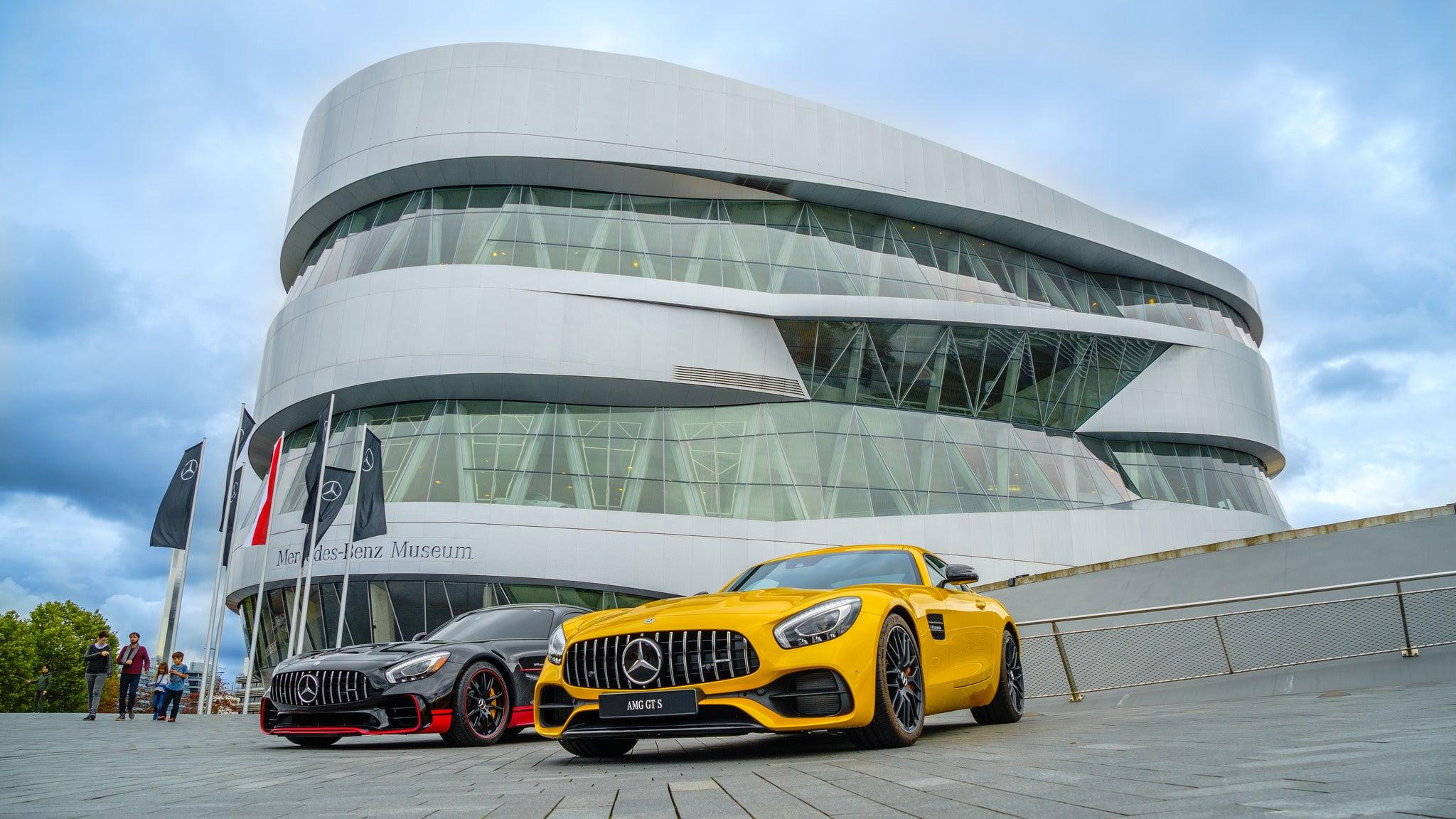 10 museos de coches para fanáticos del motor