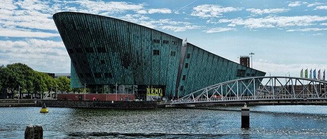 Centro de Ciencia NEMO en Ámsterdam