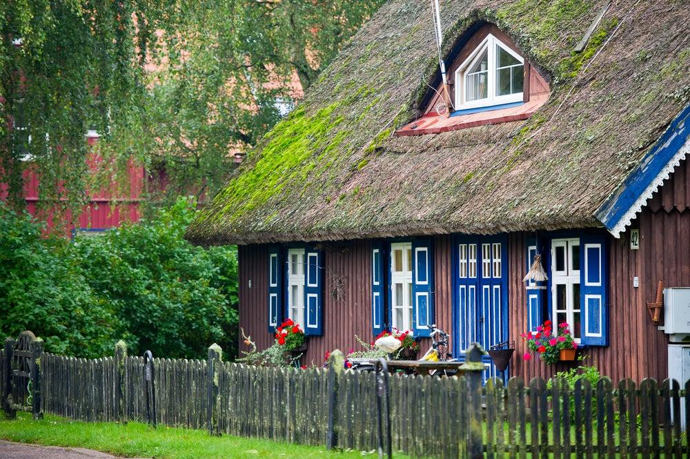 Neringa en Lituania
