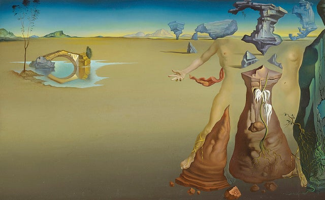 Oasis de Salvador Dalí