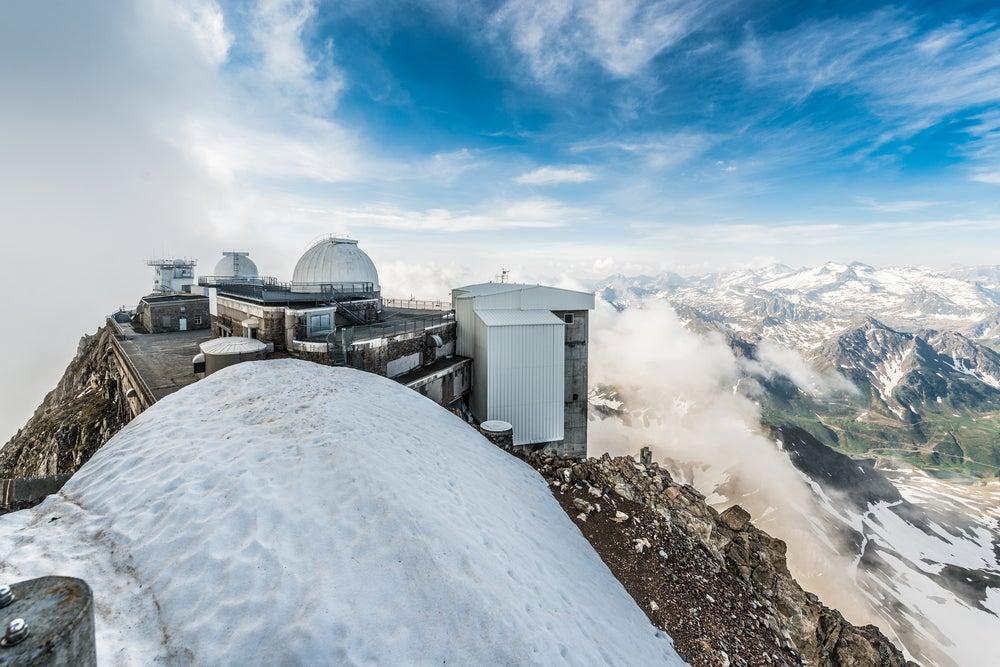 Observatorio de Midi de Bigorre