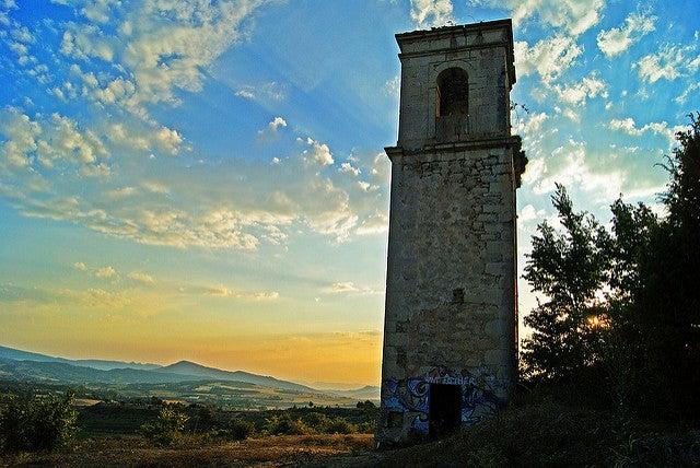 Lugares de leyenda: Ochate