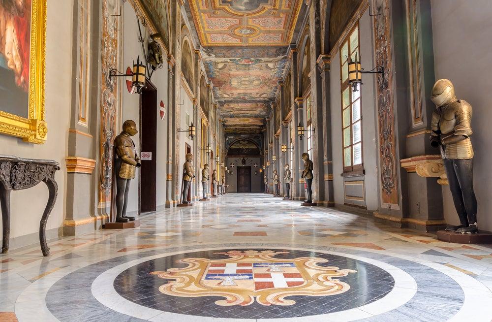 Palacio del Gran Maestre en La Valeta