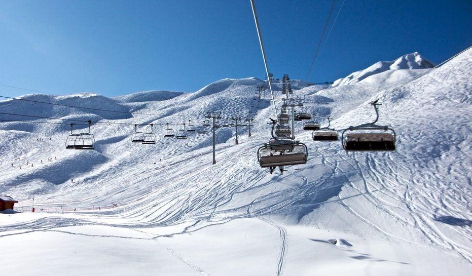 Estación de esquí de Paradiski