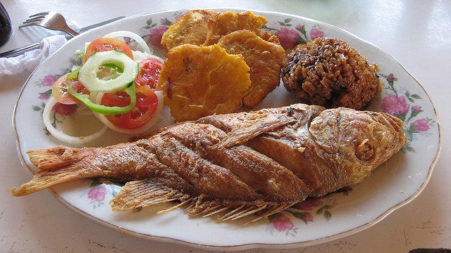 Pargo, uno de los platos que no te puedes perder en Colombia